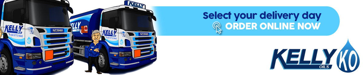 Kelly OIls - Select your preferred delivery day